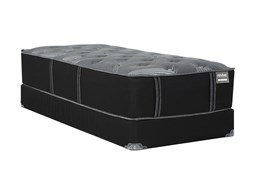 Revive Granite Extra Firm Twin Extra Long Mattress W/Foundation