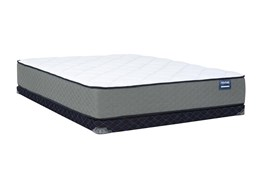 Series 5 Firm Queen Mattress With Low Profile Foundation