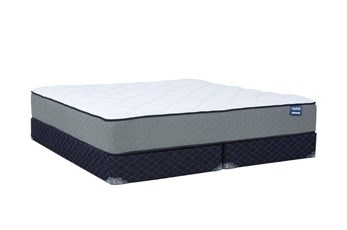 Series 5 Firm Cal King Mattress W/Foundation
