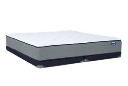 Revive Series 5 Firm Cal King Mattress W/Low Profile Foundation