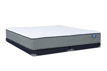 Kit-Revive Series 5 Firm Cal King Mattress W/Low Profile Foundation