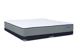 Kit-Revive Series 5 Firm Eastern King Mattress W/Low Profile Foundation