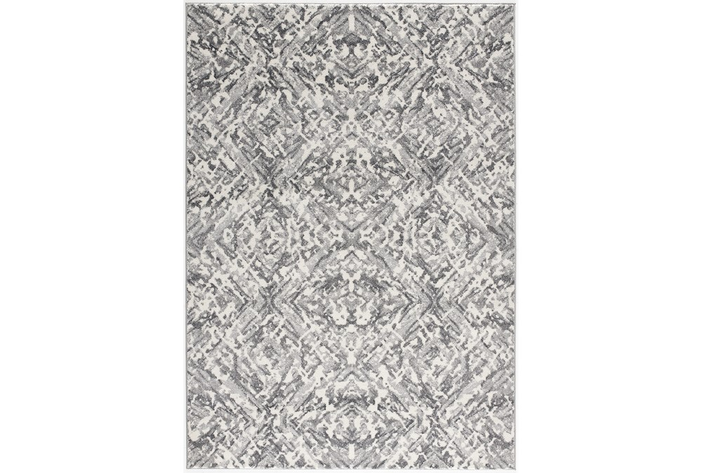 63X90 Rug-Vinum Grey