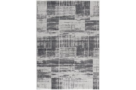 94X126 Rug-Mosaic Light Grey