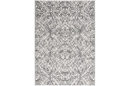 94X126 Rug-Vinum Grey