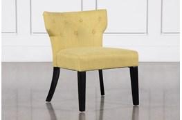 Ella Pear Accent Chair