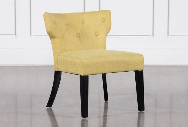 Ella Pear Accent Chair - 360