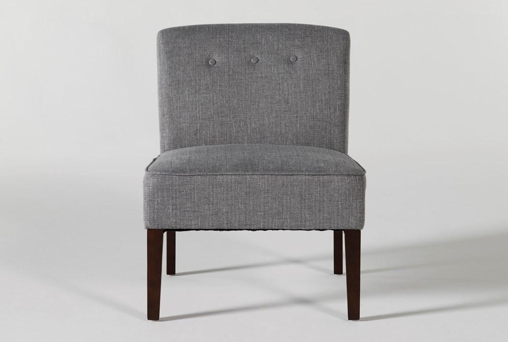 Rosie Grey Accent Chair