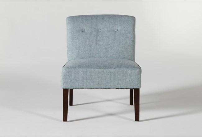 Rosie Seafoam Accent Chair - 360