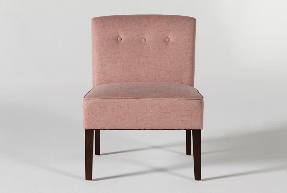 Rosie Blush Accent Chair