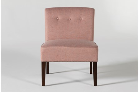 Rosie Blush Accent Chair