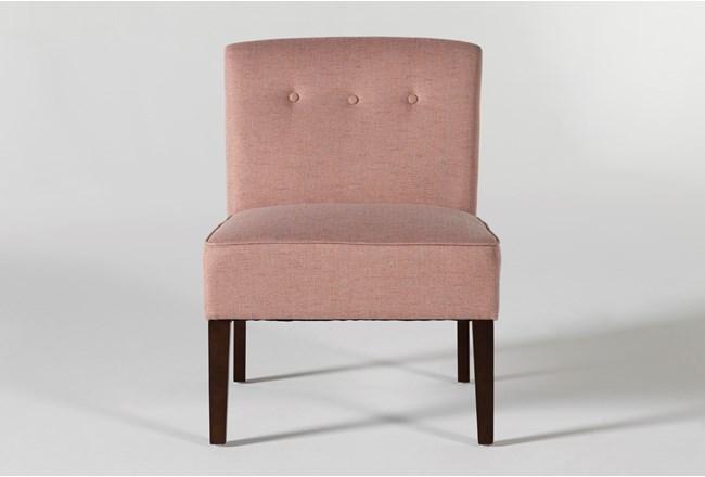 Rosie Blush Accent Chair - 360