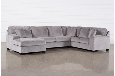 Bryton 3 Piece Sectional With Left Arm Facing Chaise