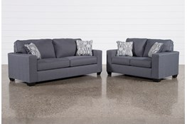 Seren 2 Piece Living Room Set