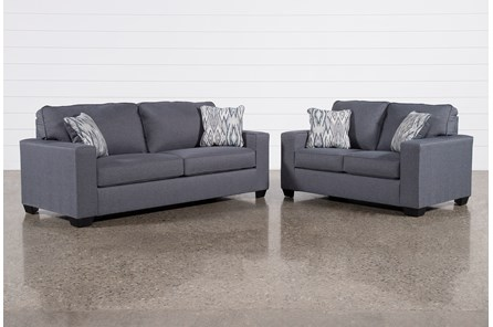 Seren 2 Piece Living Room Set - Main