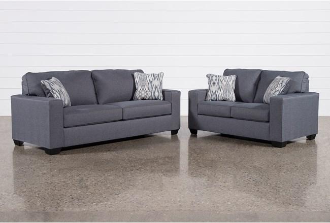 Seren 2 Piece Living Room Set - 360