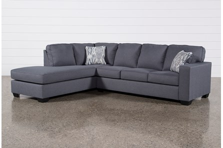 Seren 2 Piece Sectional With Left Arm Facing Chaise