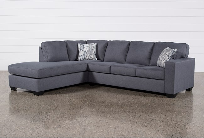 Seren 2 Piece Sectional With Left Arm Facing Chaise - 360