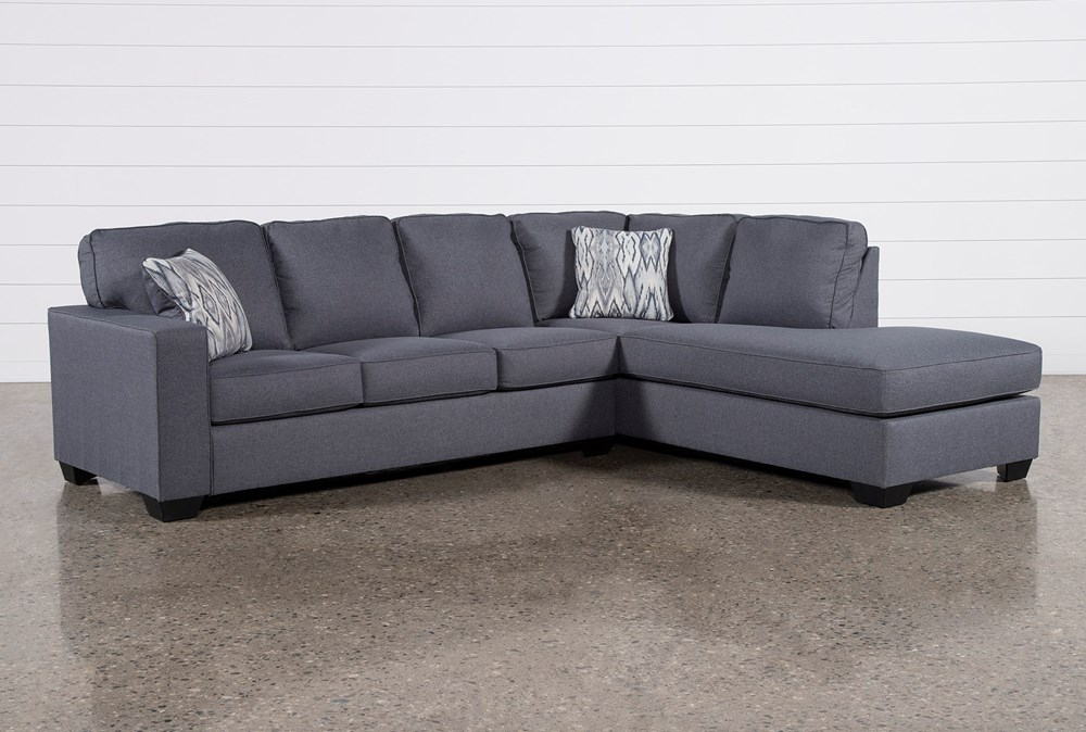 Seren 2 Piece Sectional With Right Arm Facing Chaise