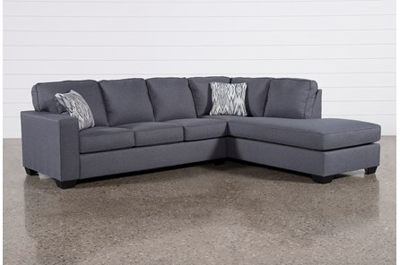 Seren 2 Piece Sectional With Right Arm Facing Chaise - Main