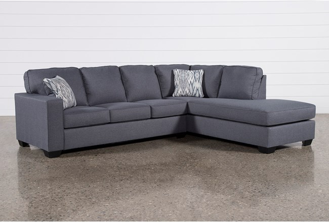 Seren 2 Piece Sectional With Right Arm Facing Chaise - 360