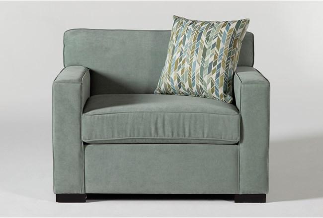 Nathan Foam Chair - 360