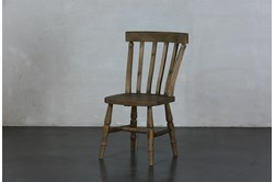 Reclaimed Pine Dining Chair