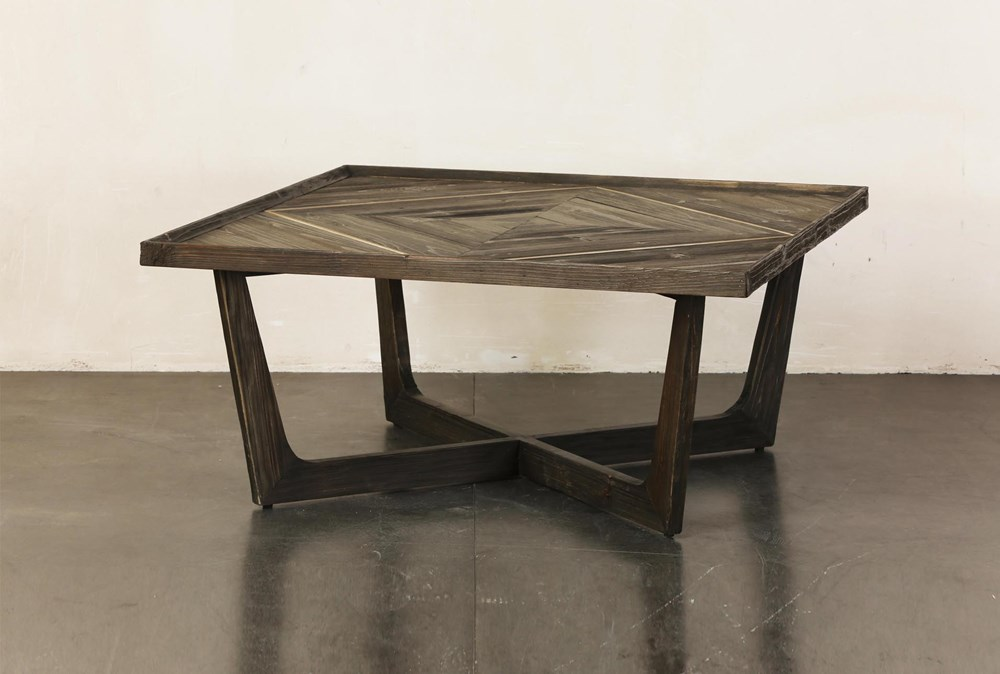 Natural Reclaimed Pine Coffee Table