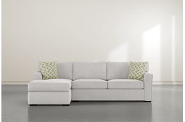 "Aspen Sterling Foam 2 Piece 105"" Sectional With Left Arm Facing Chaise"