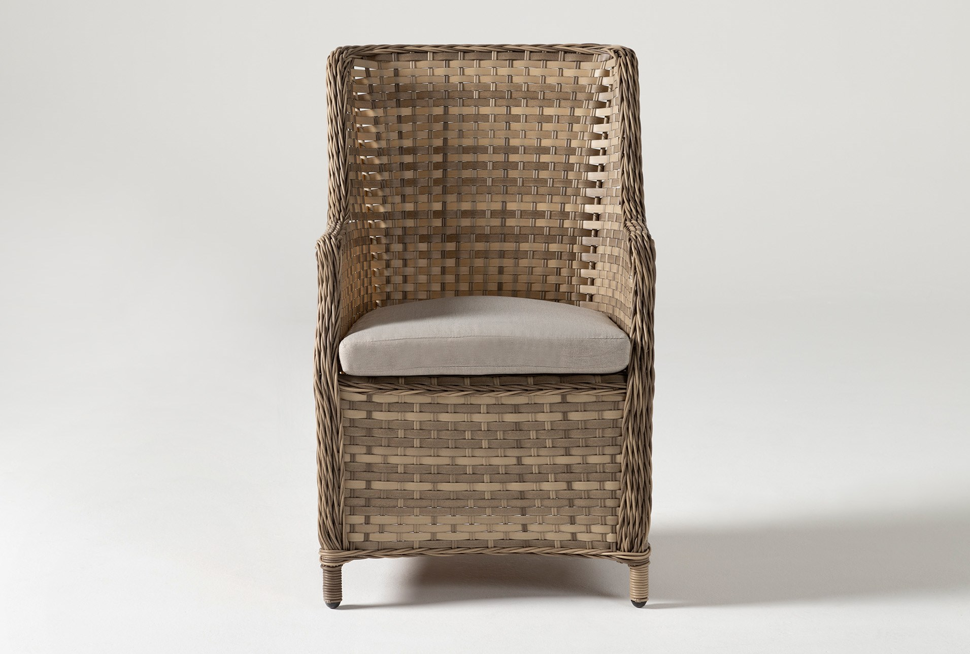 Capri Outdoor Dining Chair Living Spaces