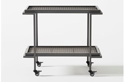 Koro Outdoor Bar Cart