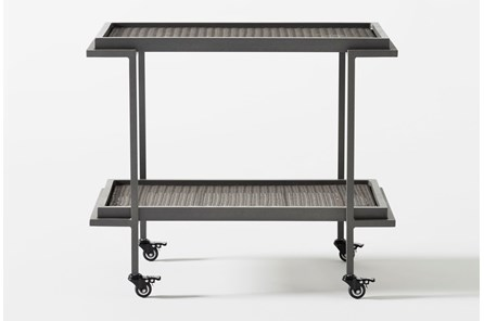 Koro Outdoor Bar Cart - Main