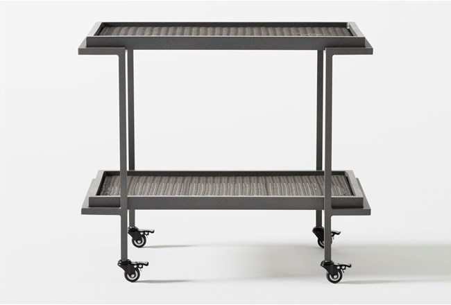 Koro Outdoor Bar Cart - 360