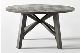 Panama Outdoor Round Dining Table