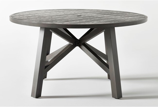 Panama Outdoor Round Dining Table - 360