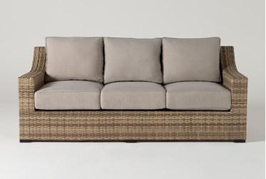 "Capri 82"" Outdoor Sofa"