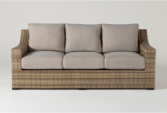 "Capri 82"" Outdoor Sofa - 360"