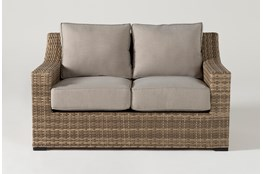 "Capri 59"" Outdoor Loveseat"