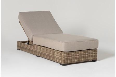 Capri Outdoor Chaise Lounge - Main