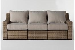 Capri Outdoor Reclining Sofa