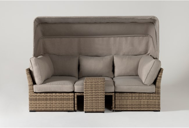 Capri Outdoor Daybed - 360