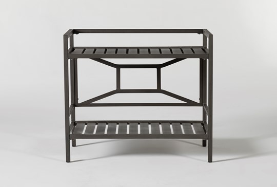 Martinique Outdoor Bar Cart