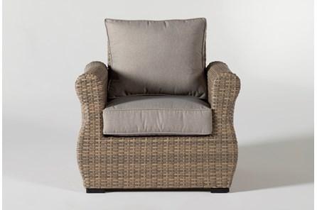 Malta Outdoor Lounge Chair - Main