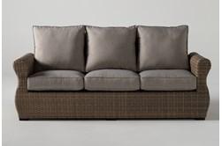 """Malta 82"""" Outdoor Sofa"""