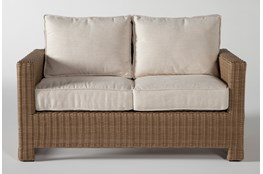 "Sebastian 58"" Outdoor Loveseat"