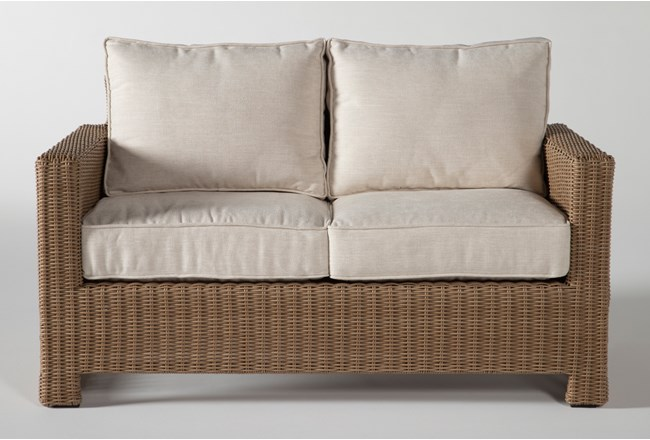 Sebastian Outdoor Loveseat - 360