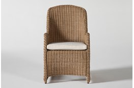 Sebastian Outdoor Woven Dining Chair
