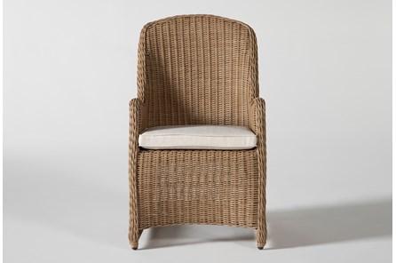 Sebastian Outdoor Woven Dining Chair - Main