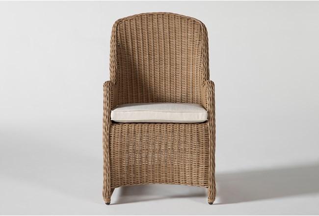 Sebastian Outdoor Woven Dining Chair - 360