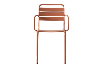 Flip Top Outdoor Carnelian Dining Chair